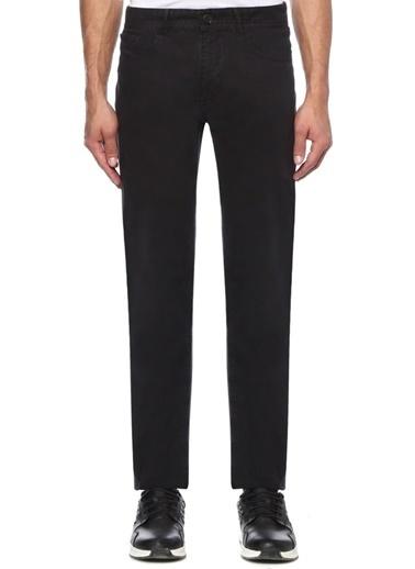 Beymen Club Slim Fit Boru Paça Spor Pantolon Siyah